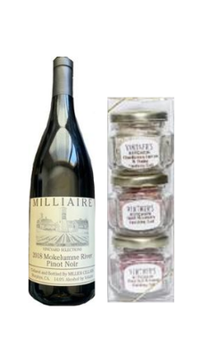 Pinot Noir & Wine Salt Package